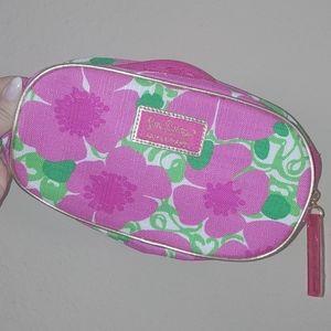NEW Lily Pulitzer Estee Lauder Cosmetic Bag